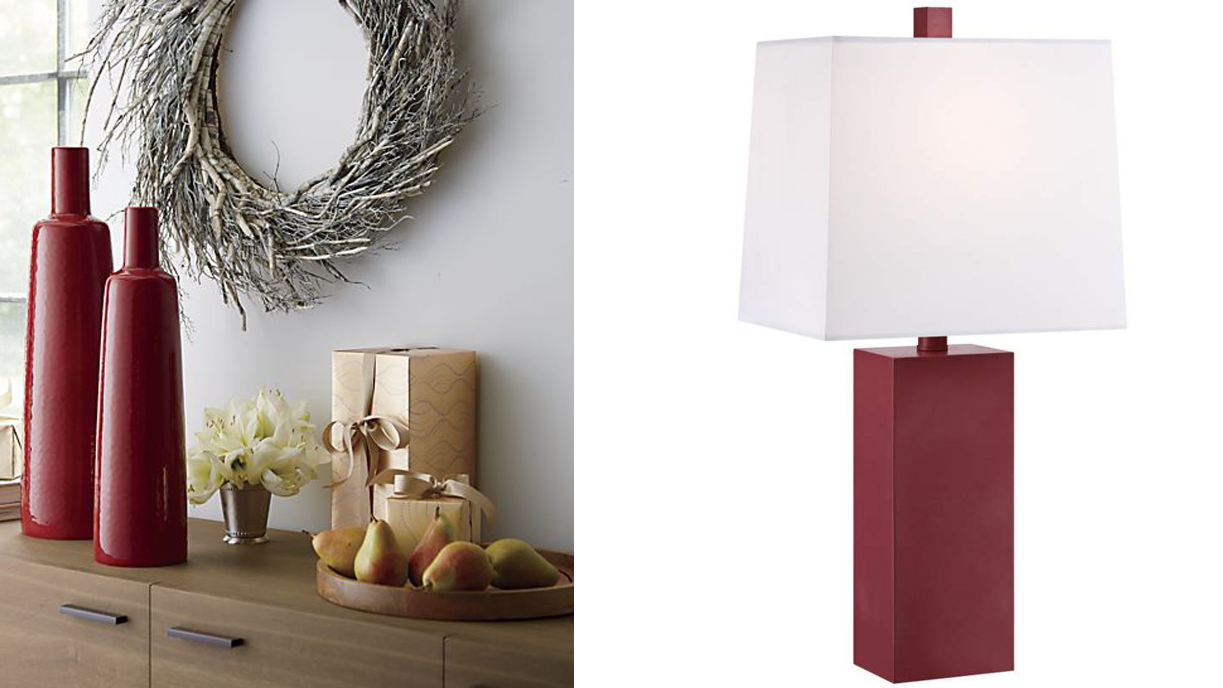 Marsala: Pantone\u0027s 2015 Color of the Year in home accessories ...