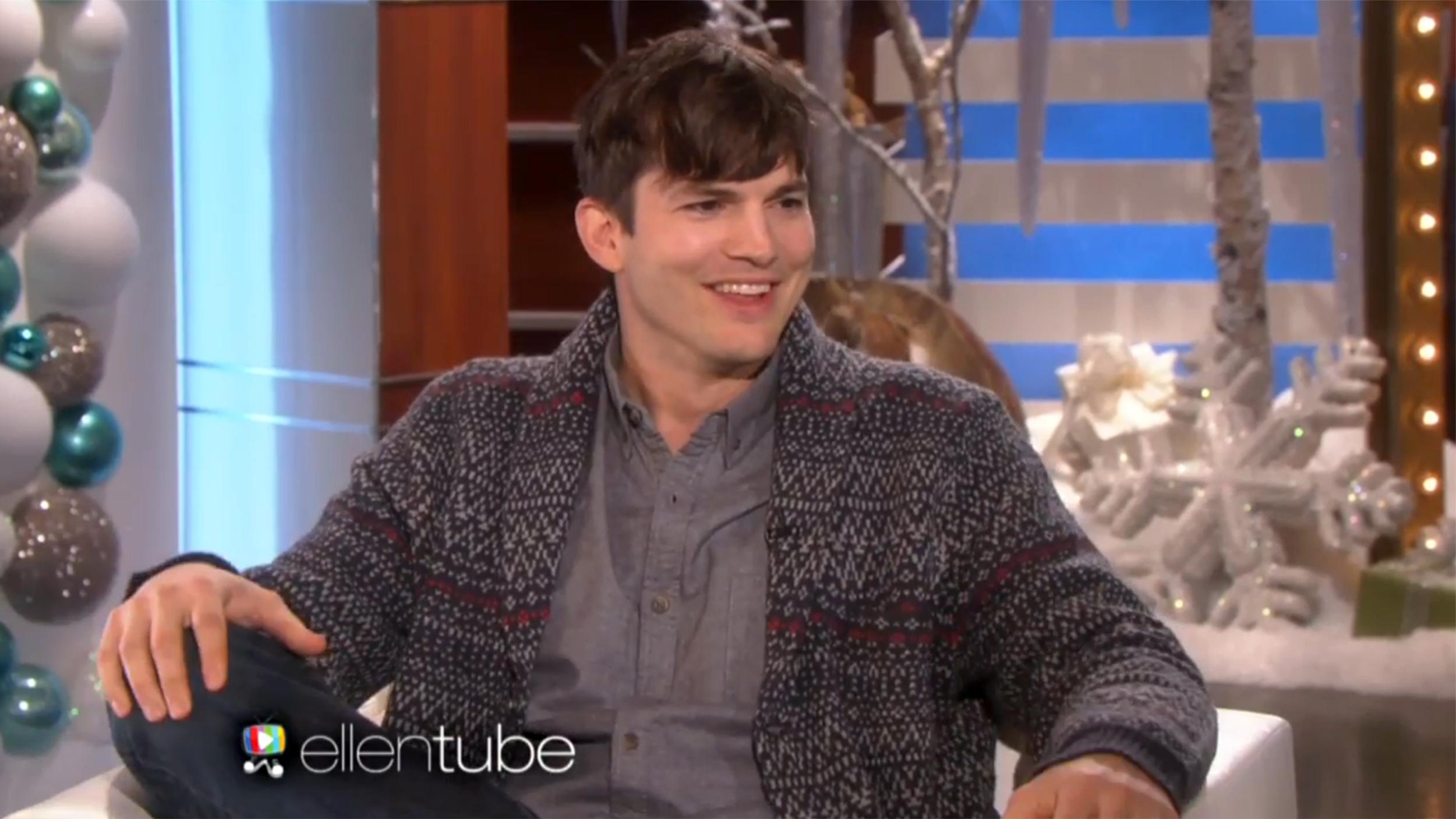 New Dad Ashton Kutcher Raves Mila Kunis Is Greatest