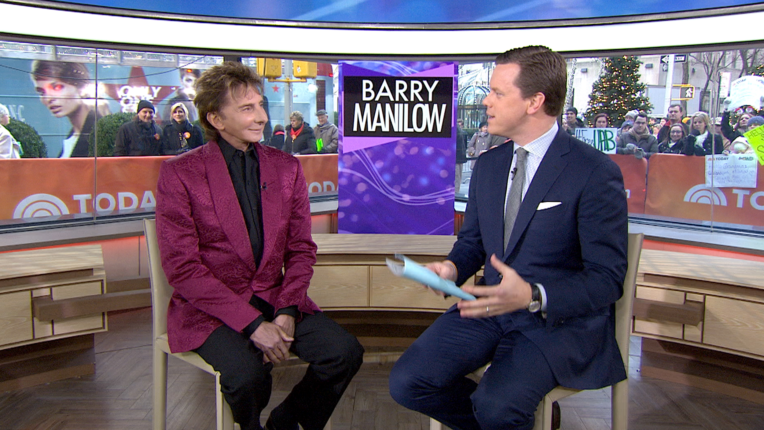 Could It Be Magic 5 Things You Probably Didnt Know About Barry Manilow