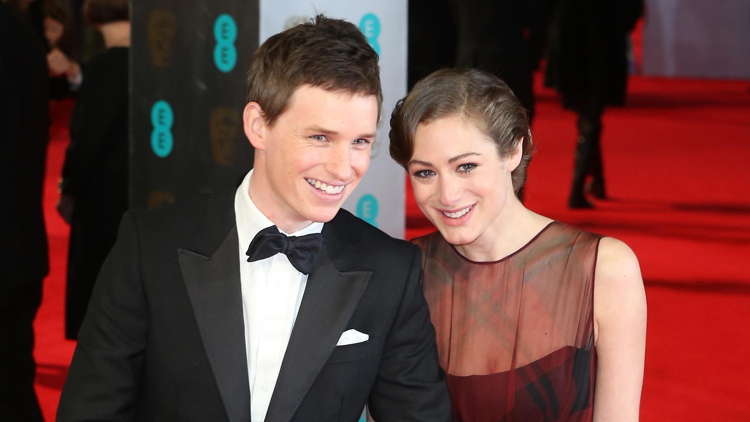Who is eddie redmayne dating 2014