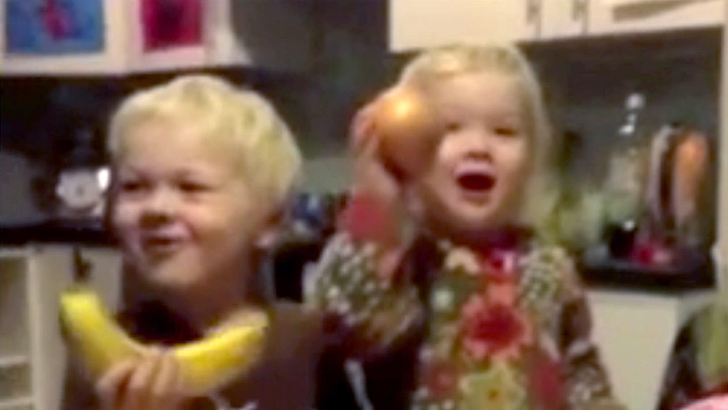 Kids react with delight to the worst Christmas gifts ever