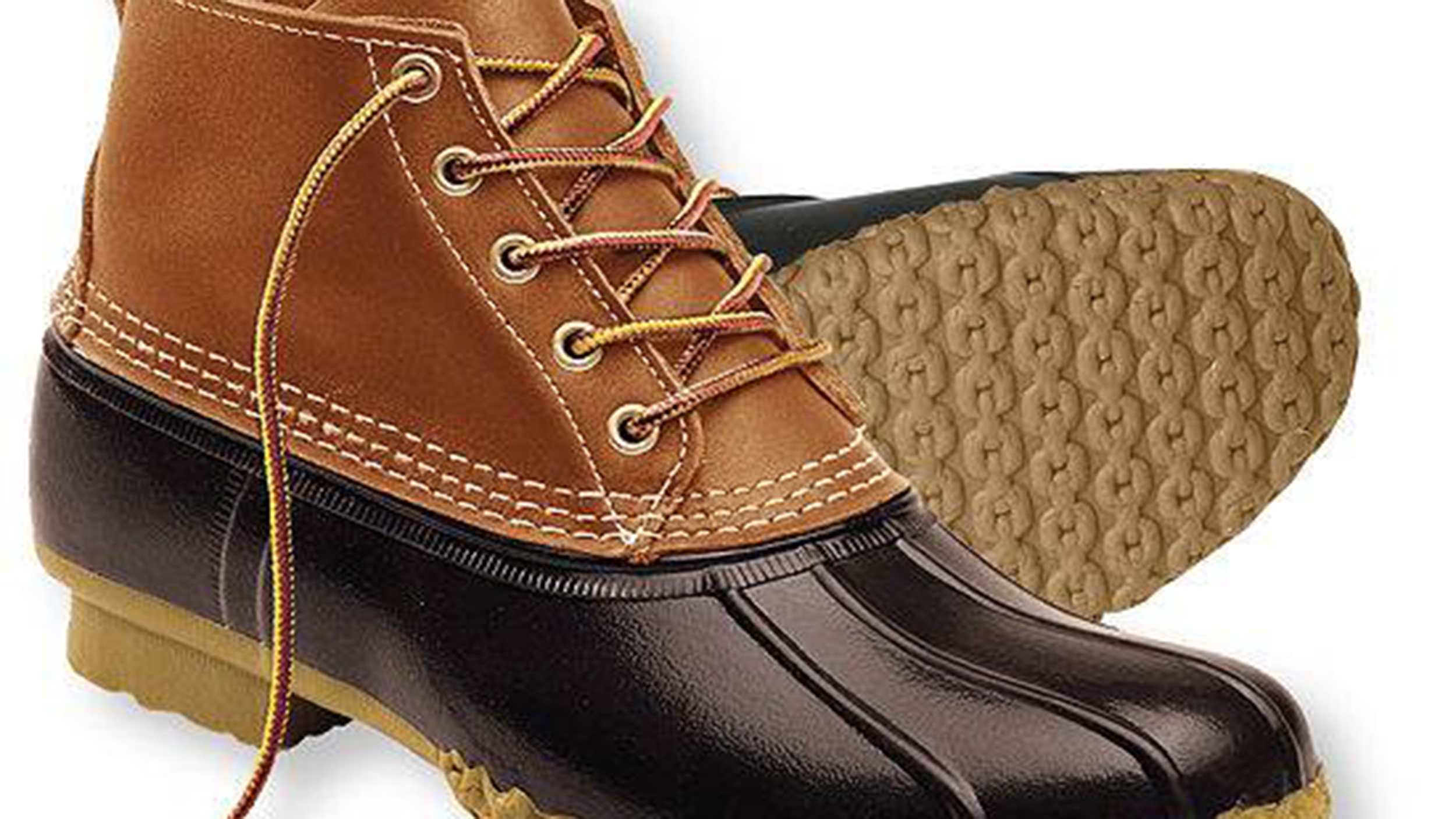 On the hunt for L.L. Bean 'duck' boots? Here are a few alternatives