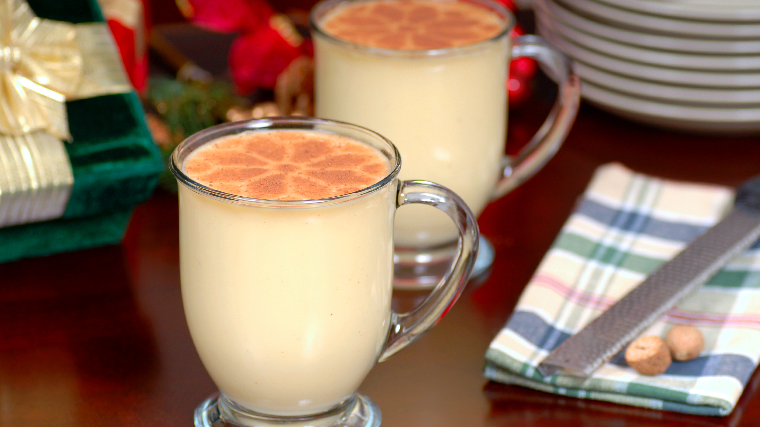 Martha's Classic Eggnog Recipes — Dishmaps