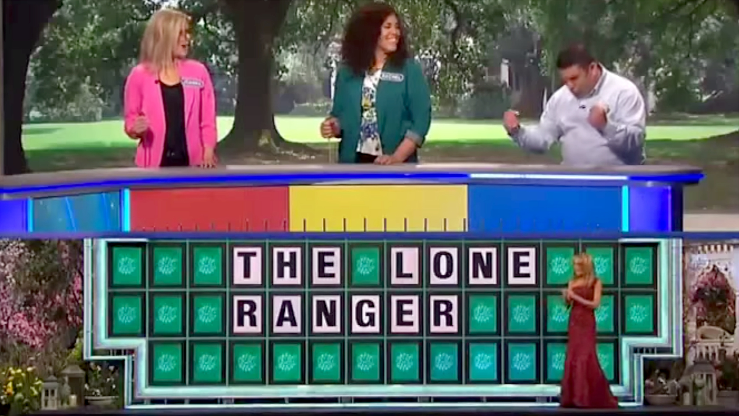 'Wheel of Fortune' contestant makes jaw-dropping single-letter ...