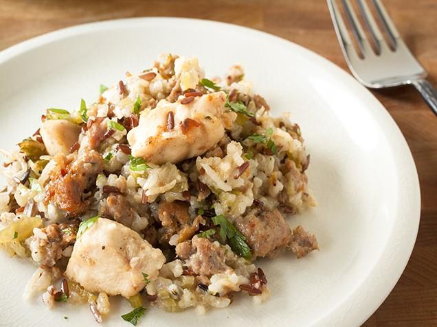 Ground Turkey Casserole Recipes Rice
