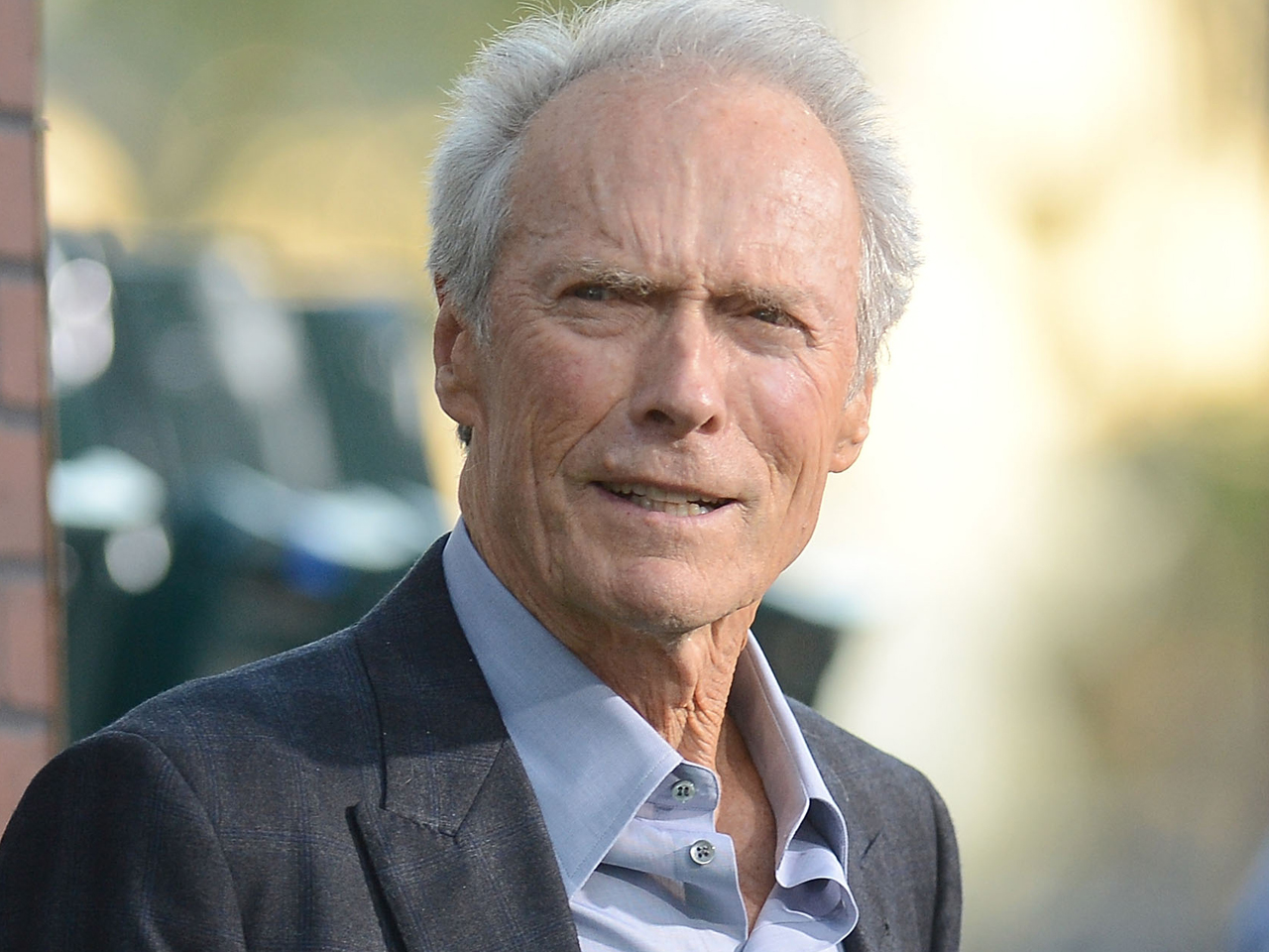Clint Eastwood Jumps Into Action Saves Choking Man
