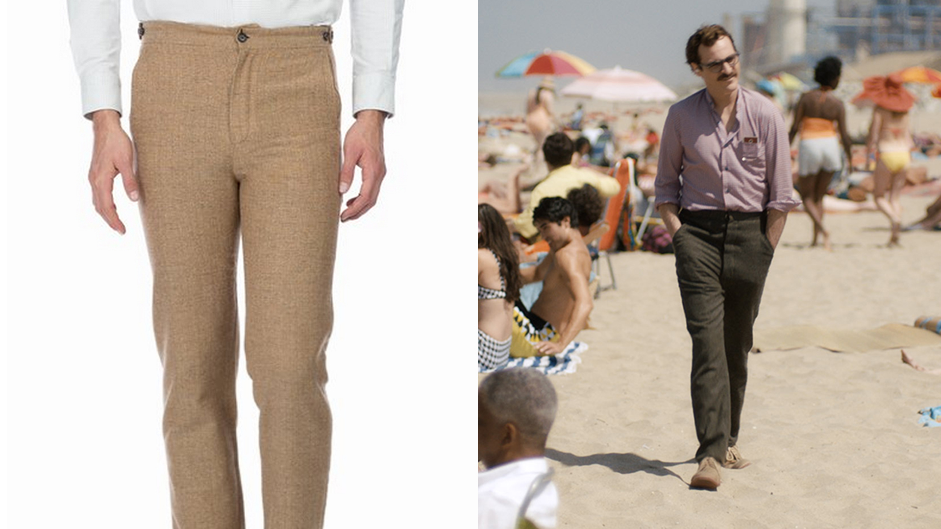 Joaquin Phoenix's high-waisted 'Her' pants go from screen ...