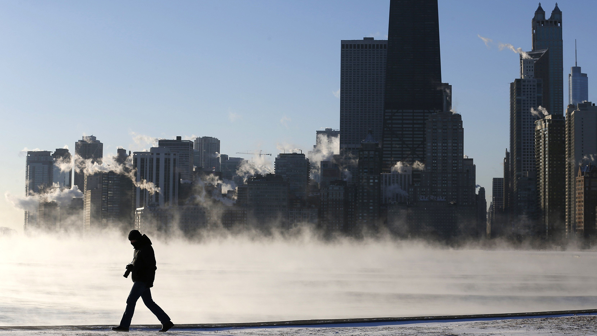 How cold is it? 6 crazy signs it's freezing outside ...