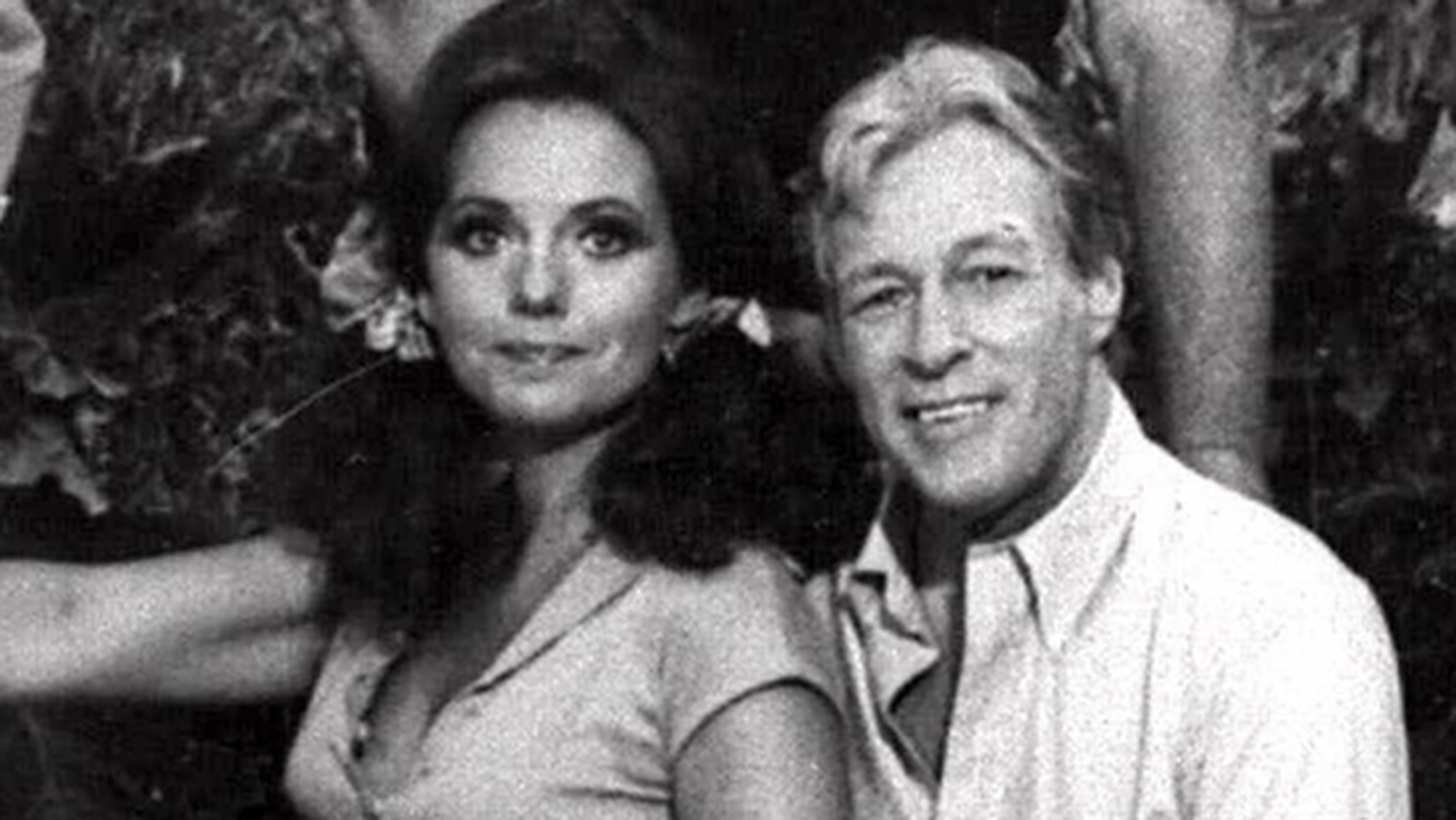 Image: Russell Johnson and Dawn Wells