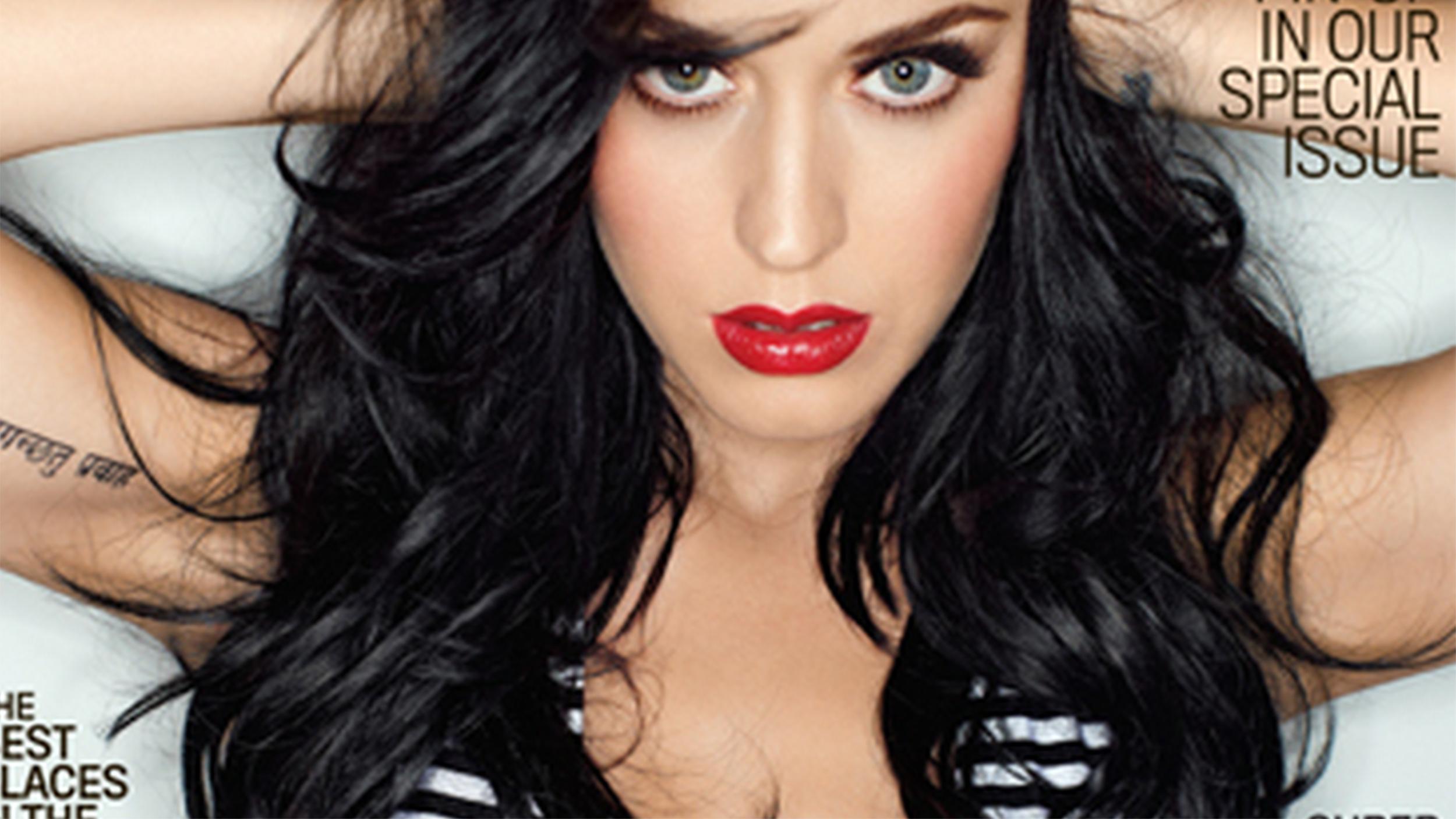 Katy Perry: Katy Perry Talks John Mayer, Aliens, Geisha Outfit