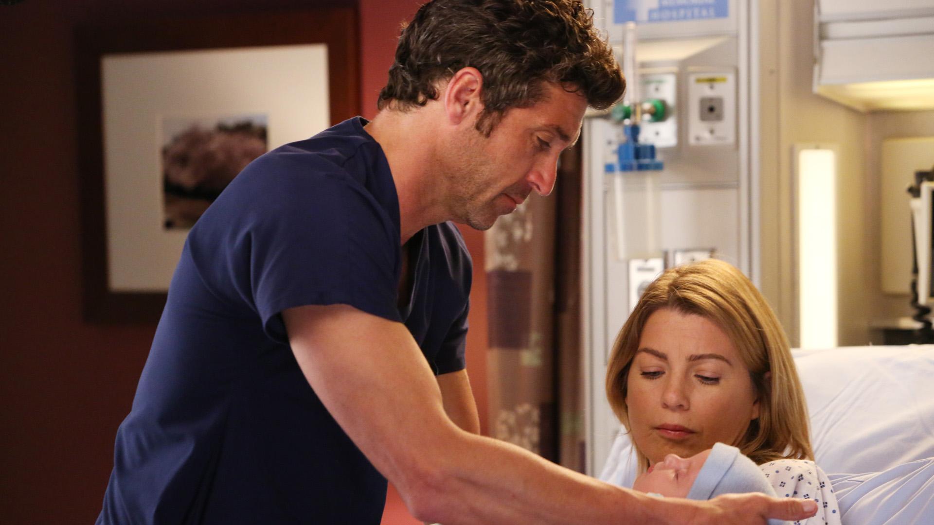 Patrick Dempsey, Ellen Pompeo returning to \'Grey\'s Anatomy\' for 2 ...