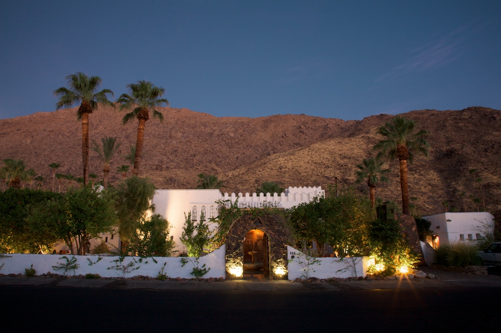 Image: Korakia Pensione in Palm Springs, Calif.