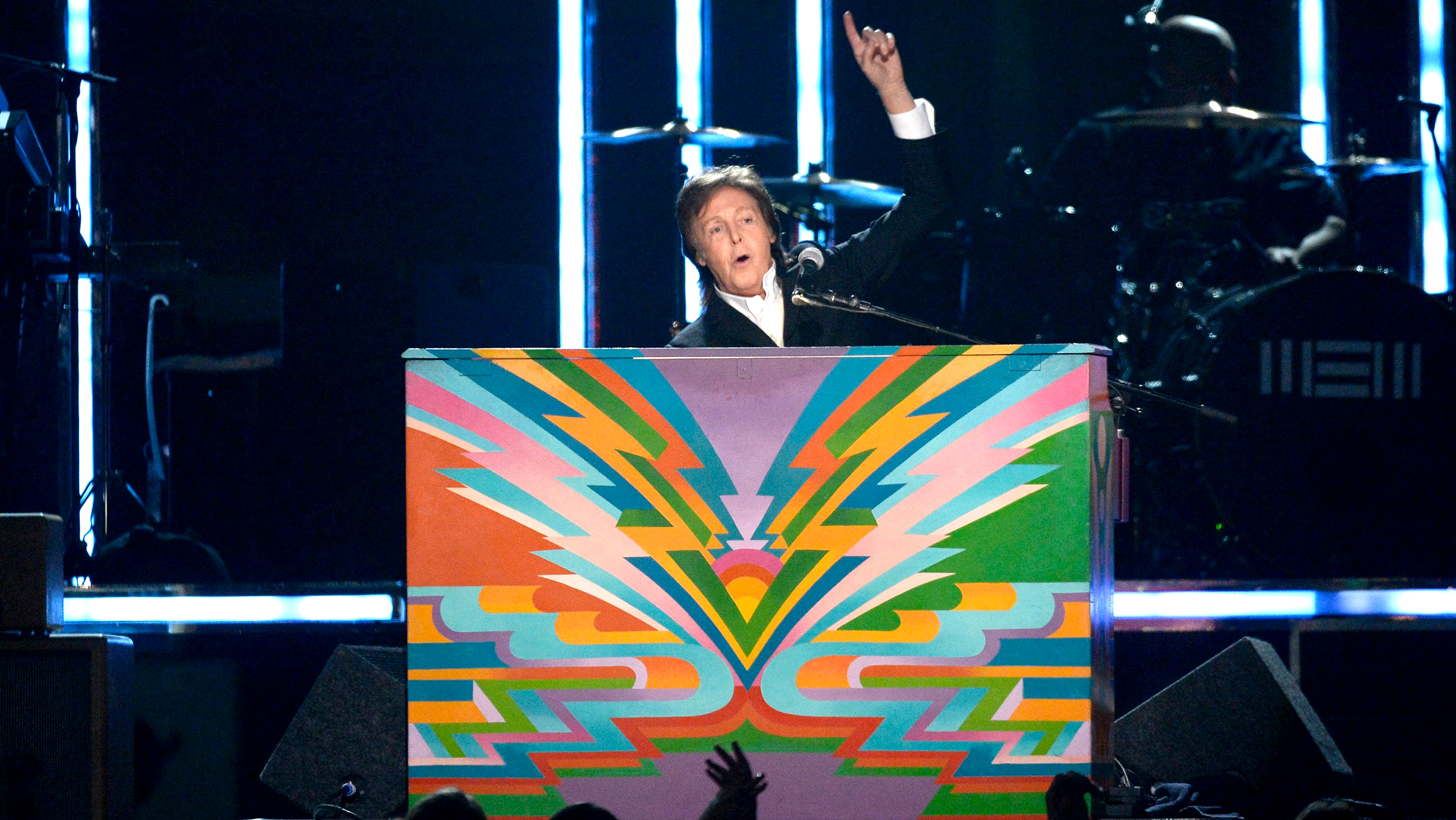 From psychedelic pianos to helmet history grammy burning questions
