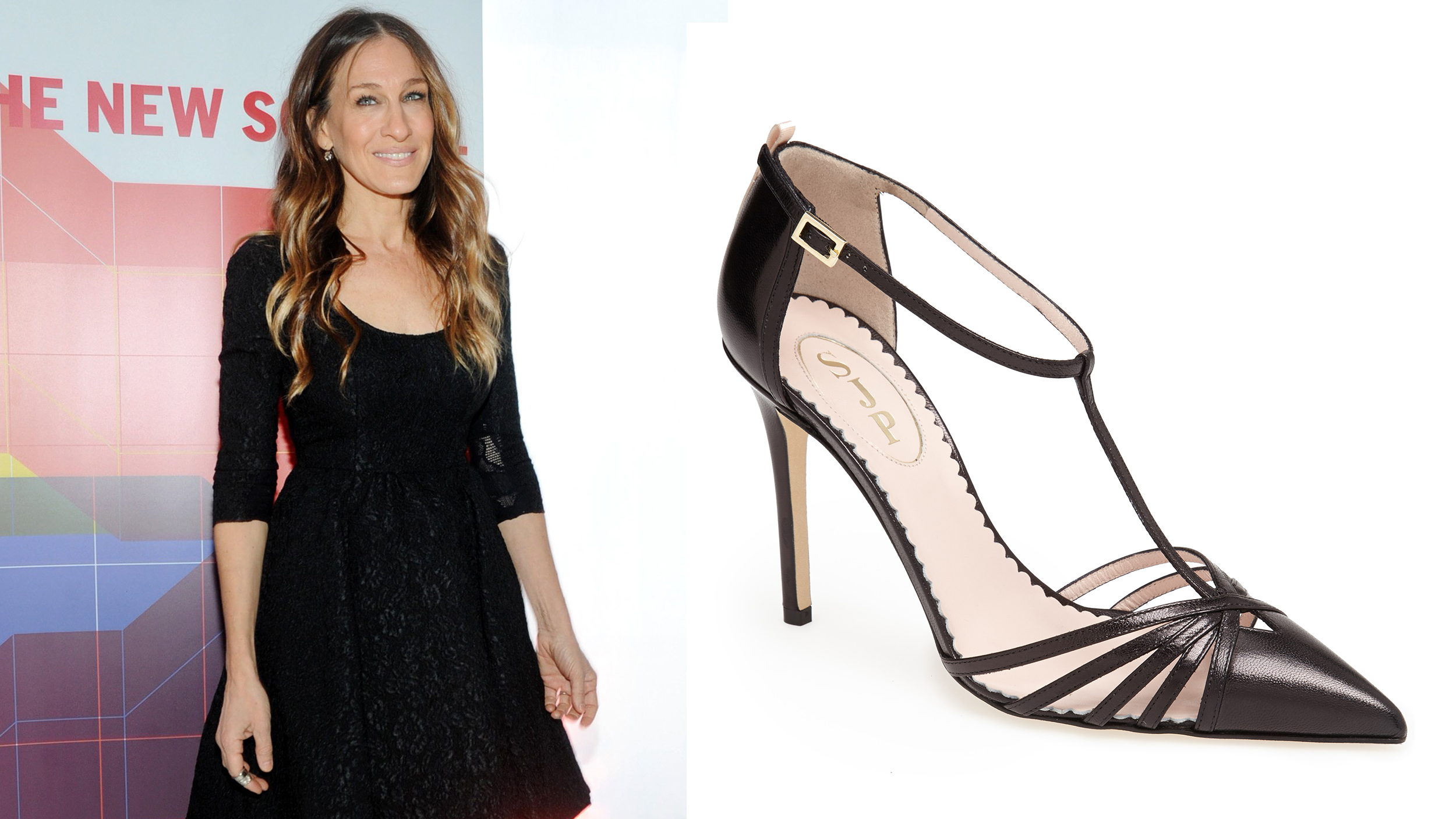 First look: Sarah Jessica Parker's high-end shoe line ...