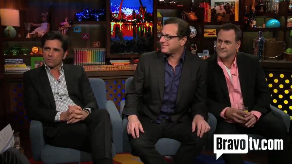 Image: John Stamos, Bob Saget and Dave Coulier