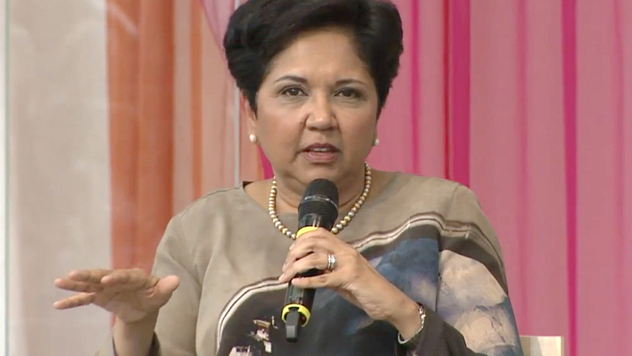 Ceo Indra Nooyi Thinks Working Women Can T Have It All Today Debates Today Com