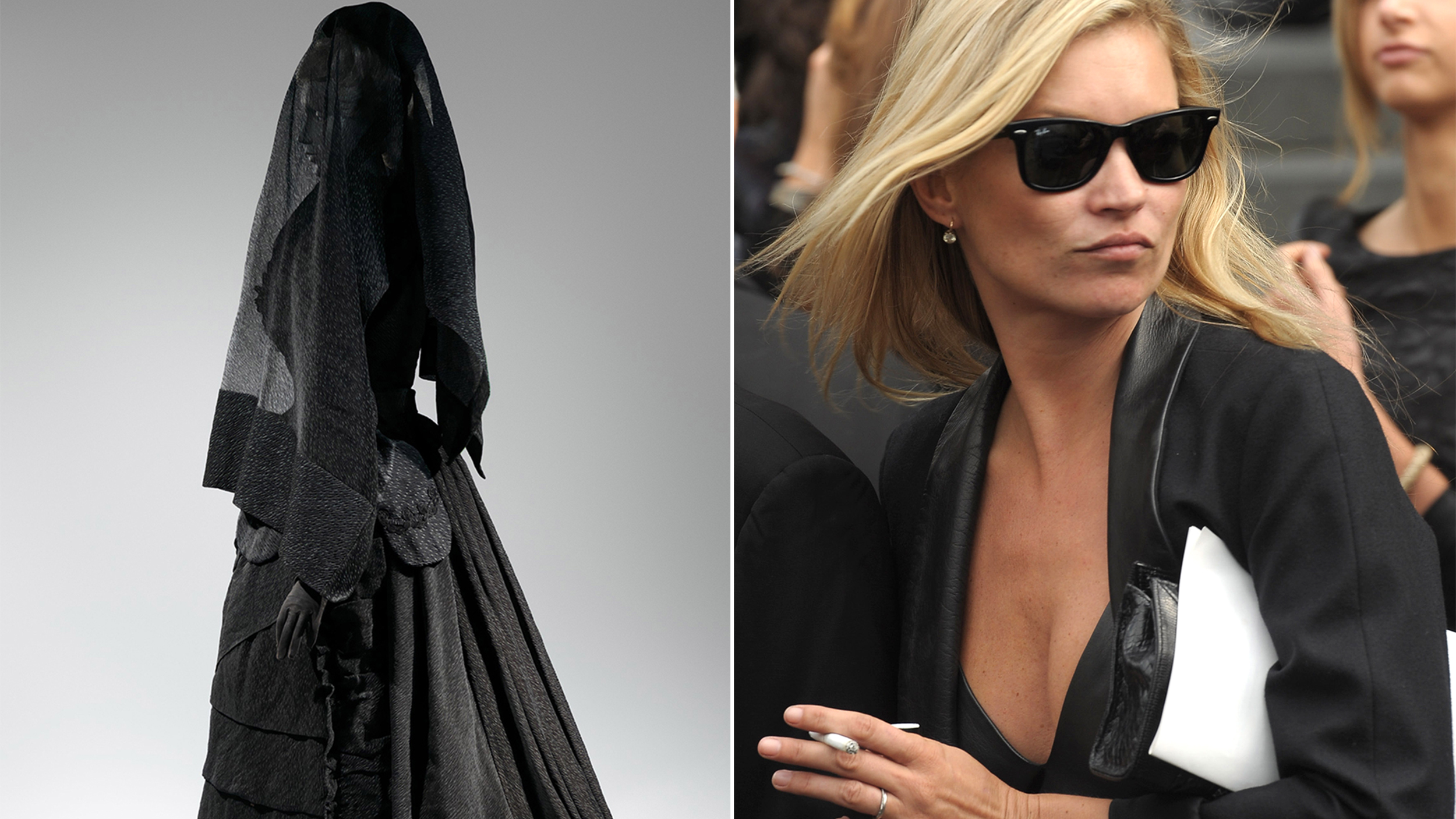 Funeral Fashion The Evolution Of Mourning Attire