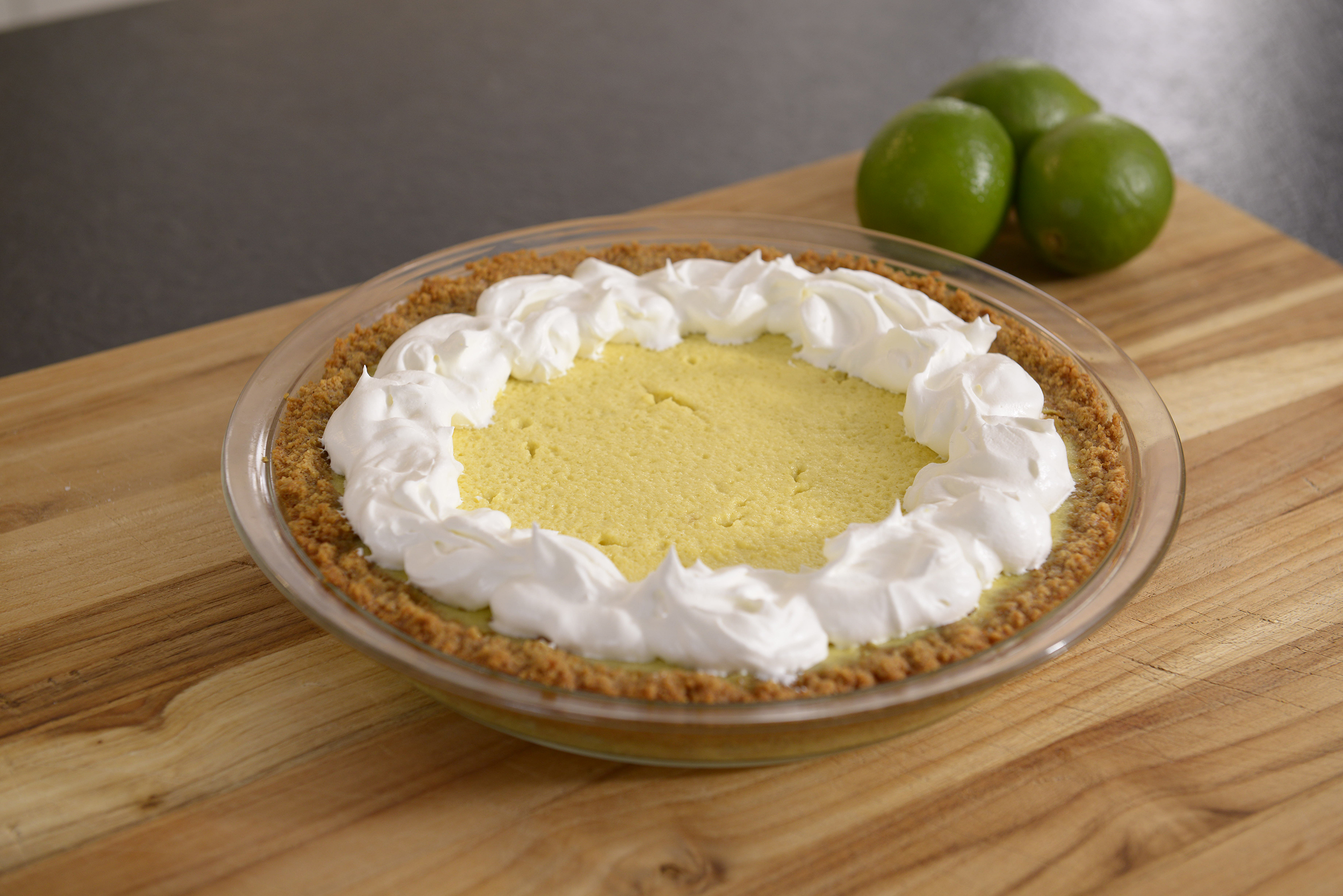 Bake a deliciously creamy Key lime pie - TODAY.com