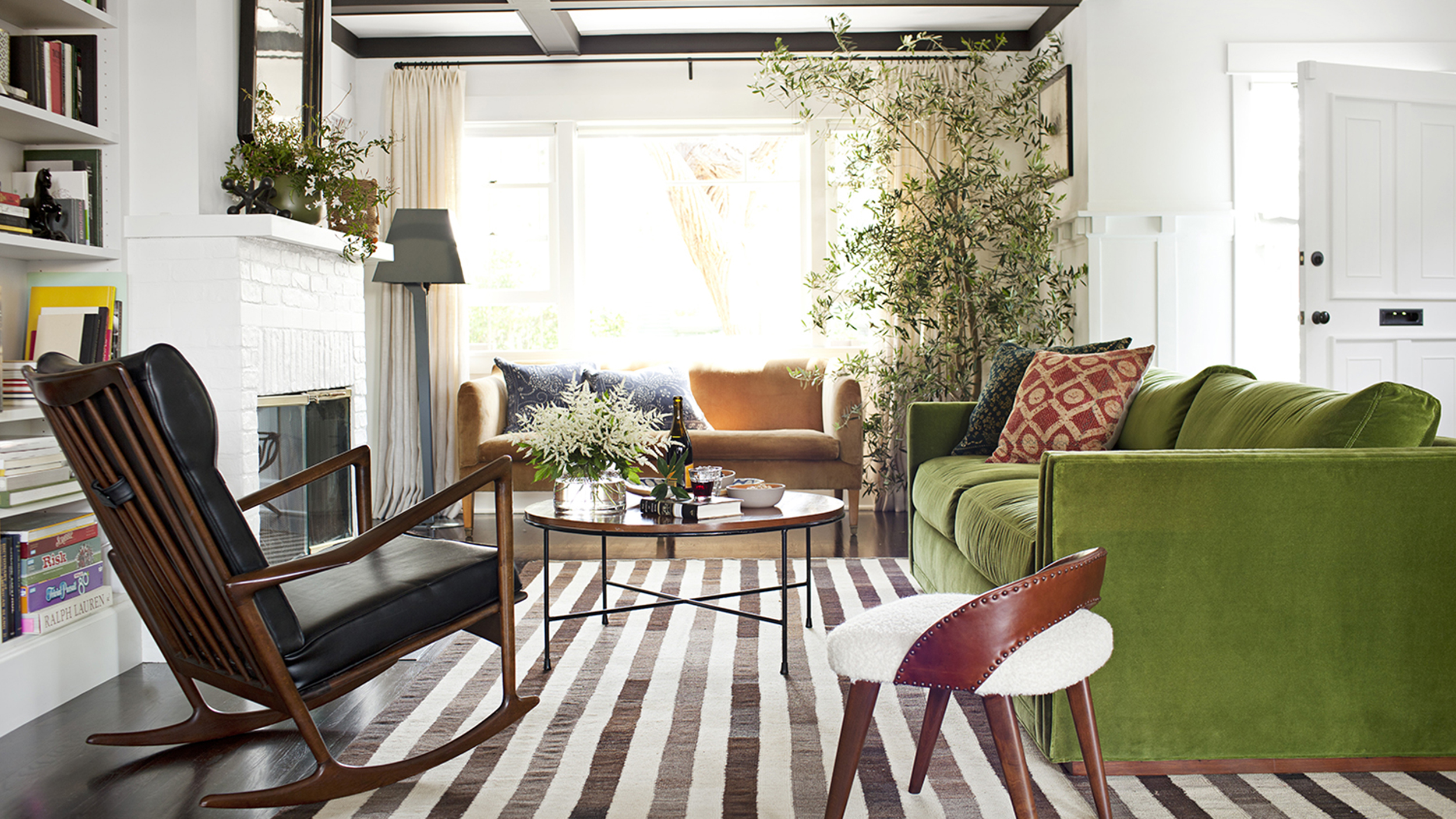 Make Your Home Feel Bigger With These Design Tricks