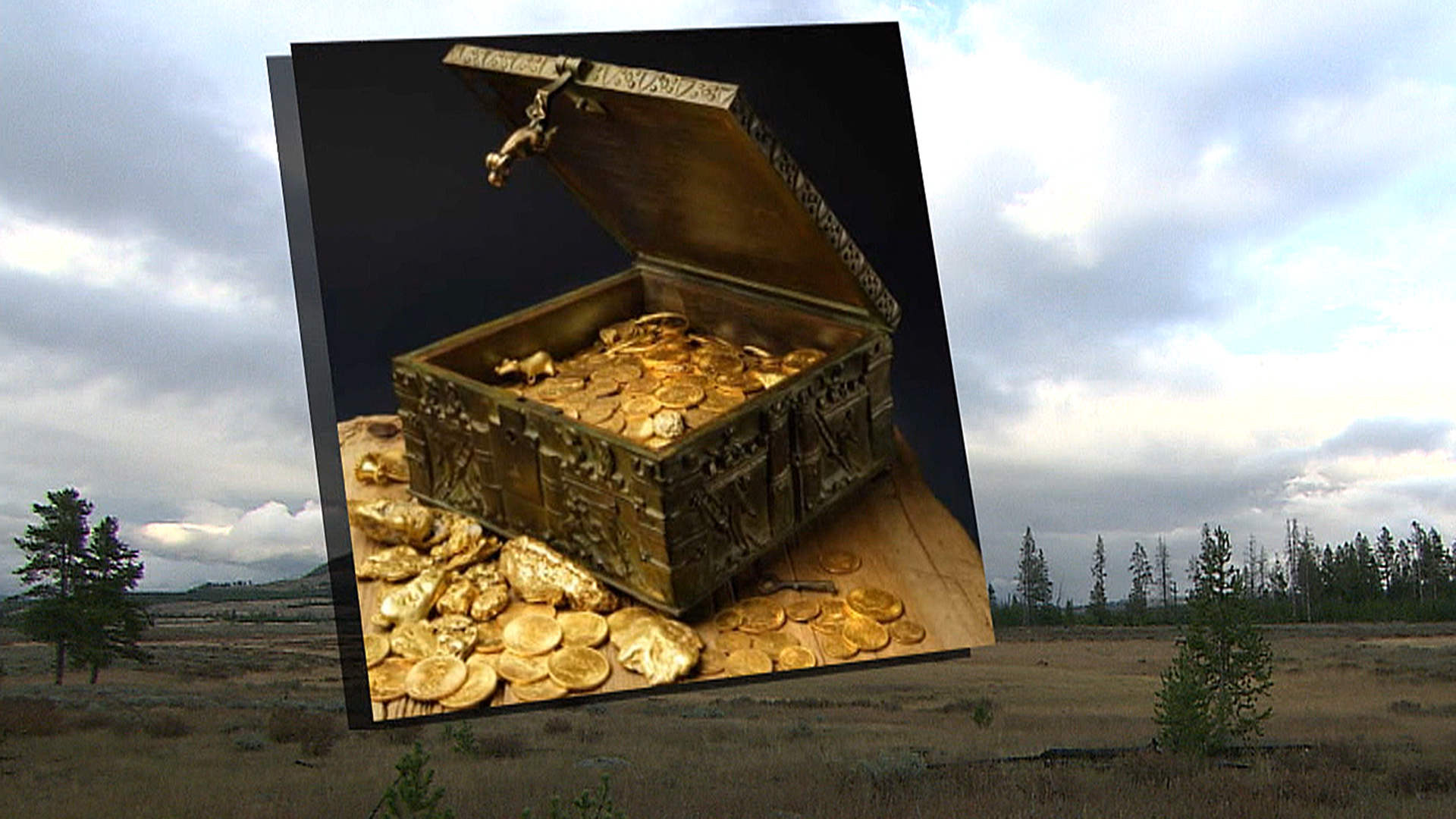 Yellowstone treasure hunters run into problems looking for