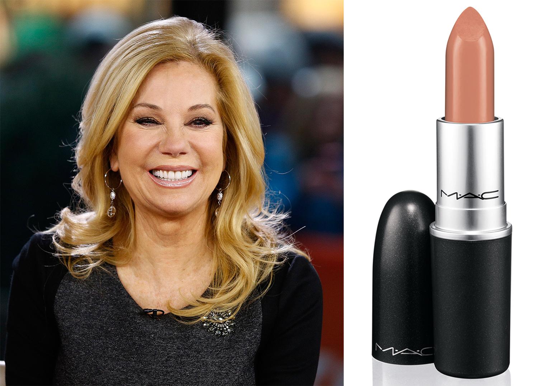 Kathyleegiffordnude Best hoda kotb, natalie morales and more share favorite lipsticks