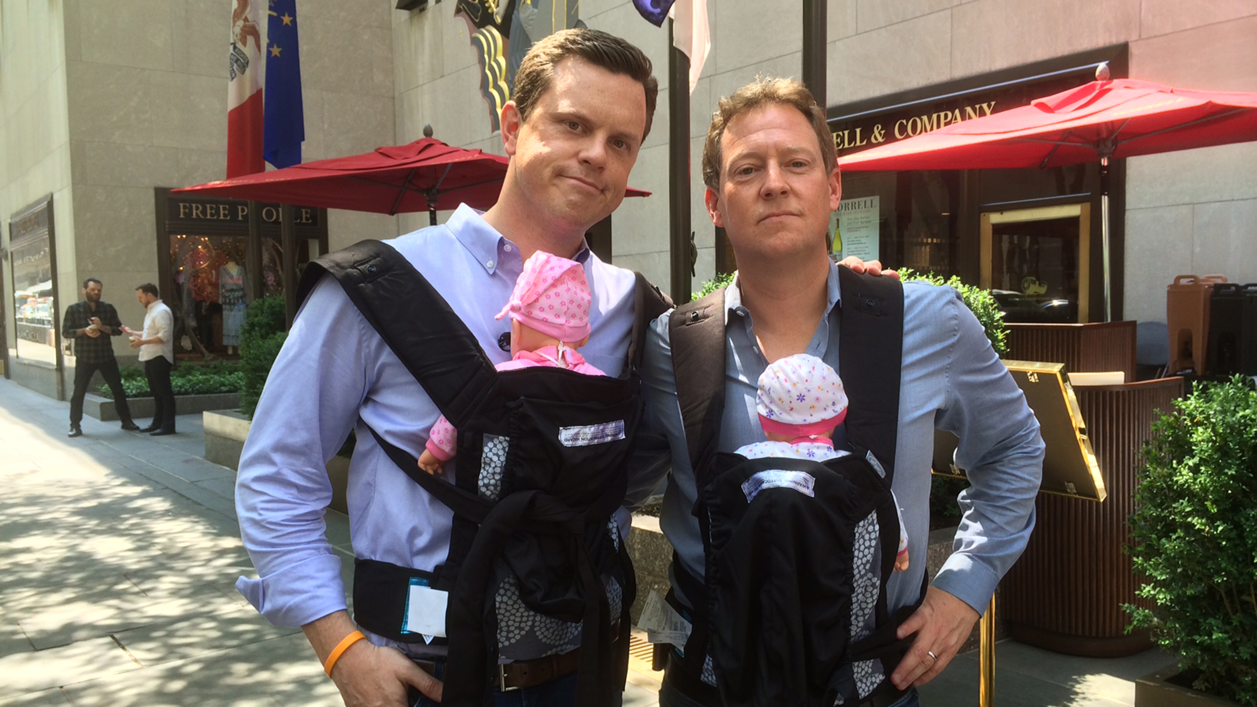 5 Things We Learned From Willie Geist S New Dad Boot Camp