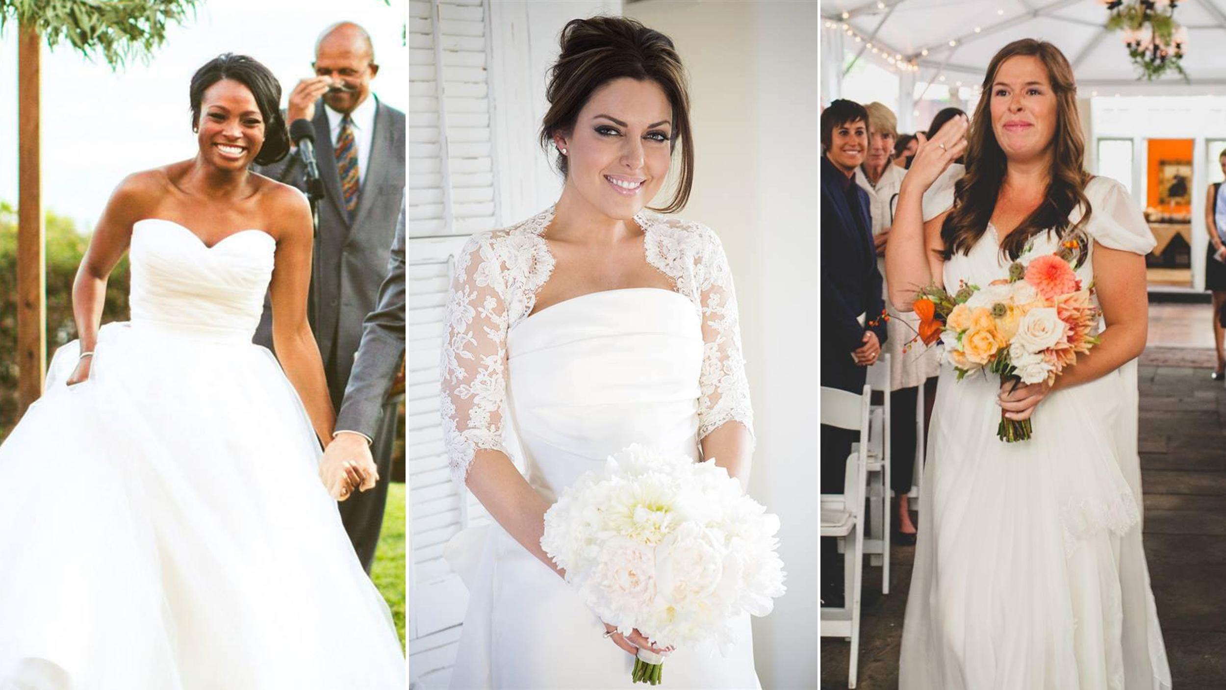 Bad wedding dresses images