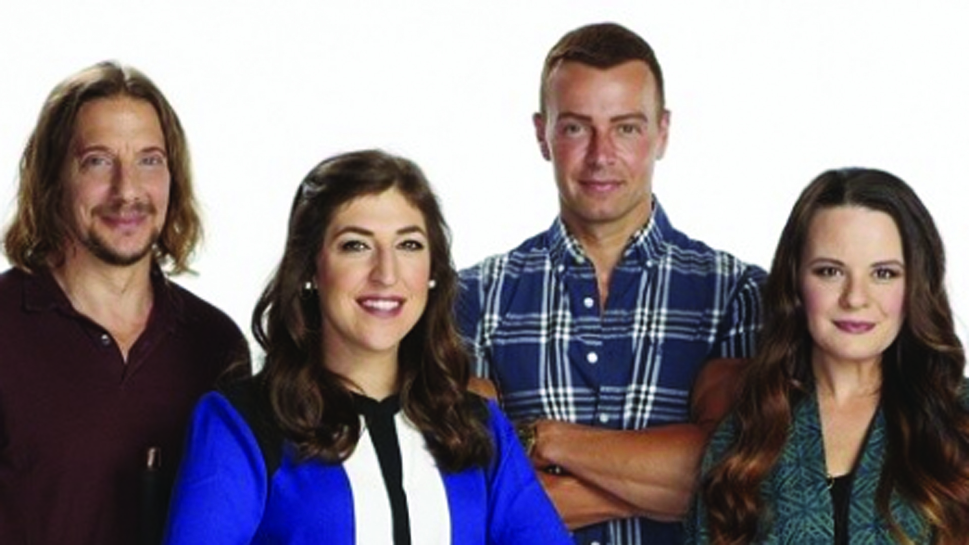 Mayim Bialik shares photo of 'Blossom' cast reunion ...