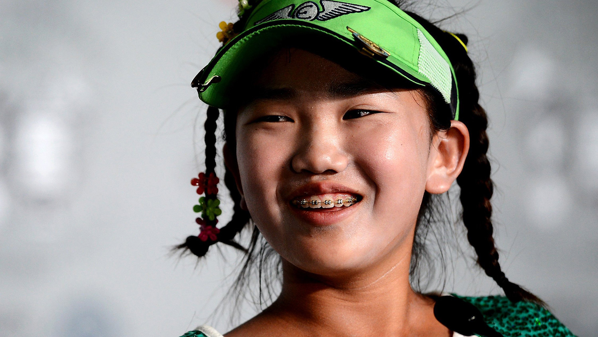Meet Lucy Li, the 11-year-old golf phenom teeing off at US ...