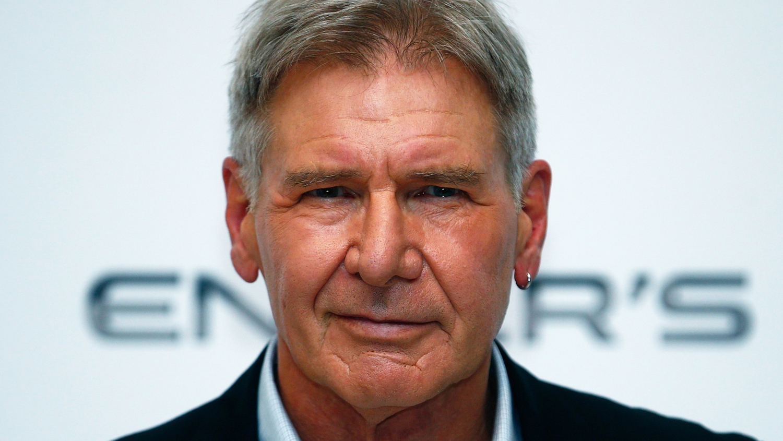 Harrison Ford has surgery on leg broken on 'Star Wars' set