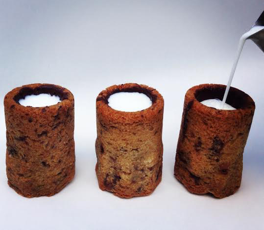 The Cronut genius creates a whole new way to enjoy cookies and milk