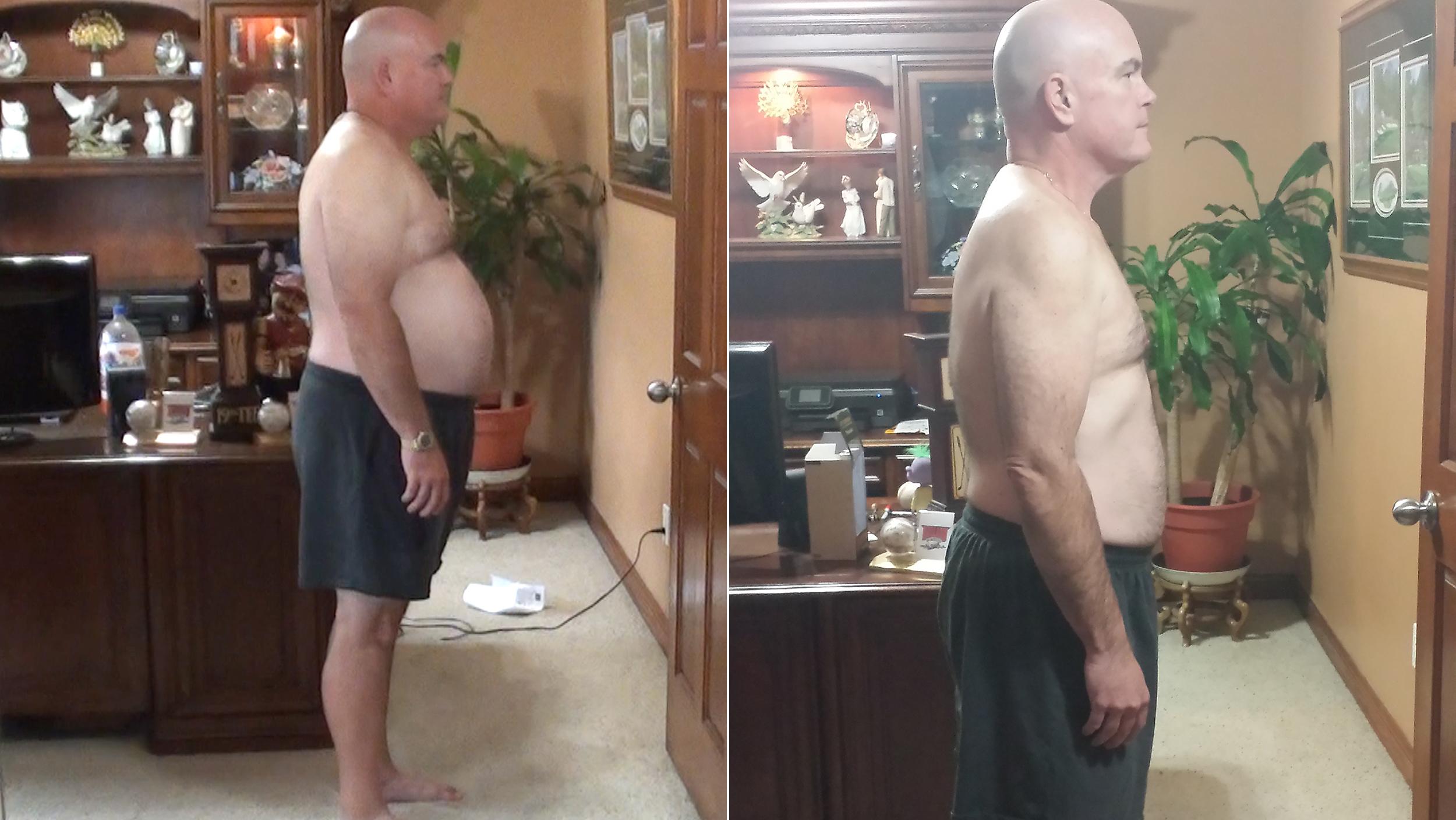 john mcdonald pierdere în greutate)