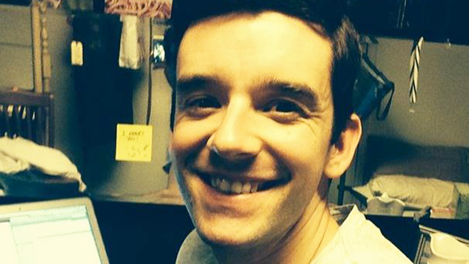 Michael Urie Girlfriend Michael urie today com - 2D274905299660-140306-michael-urie-selfie