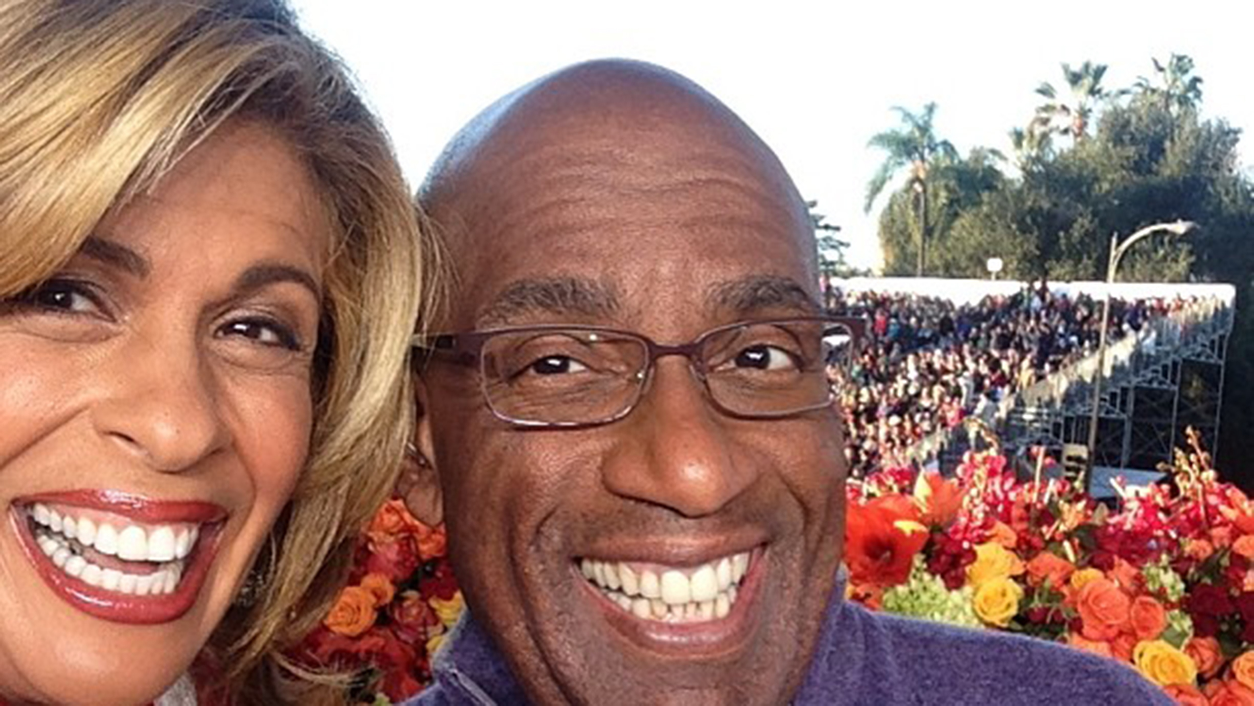 English In Italian: 'Selfie Queen' Hoda's Guide To Snapping A Perfect Photo