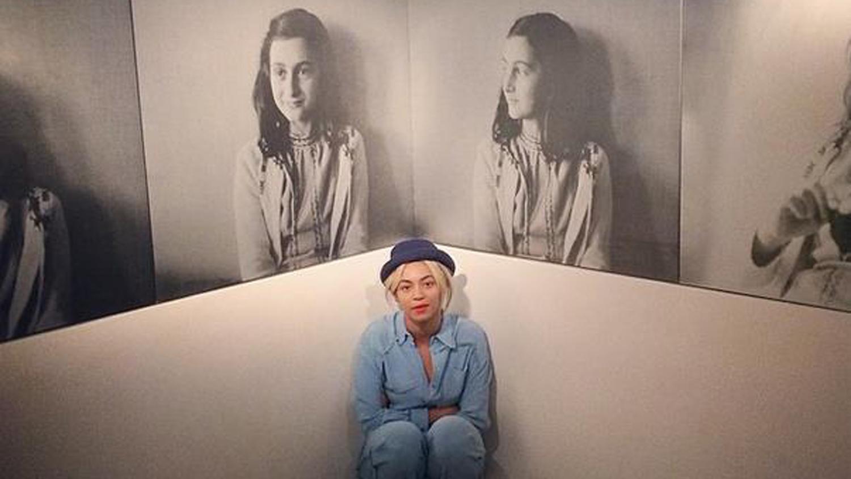 Beyoncé visits Anne Frank House, shares photos on ...