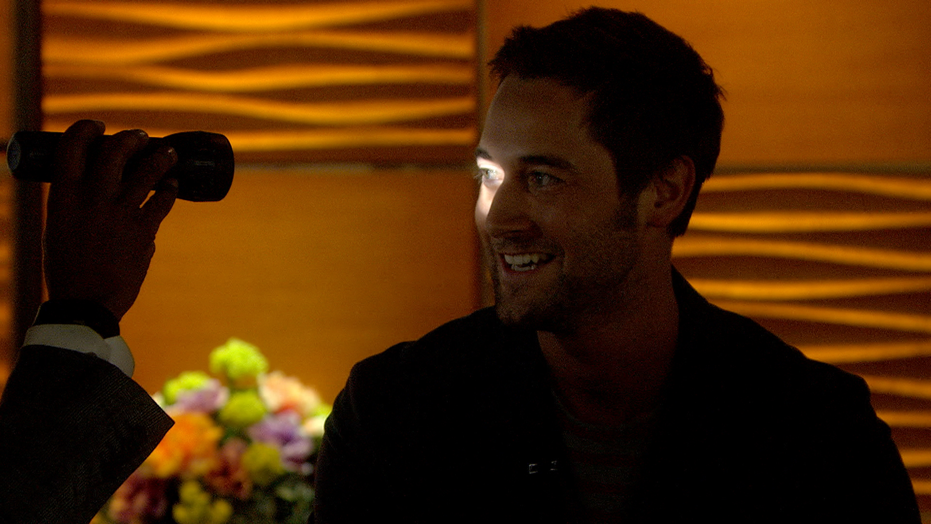 39 blacklist 39 star ryan eggold gets grilled during today for Who plays tom keene on the blacklist