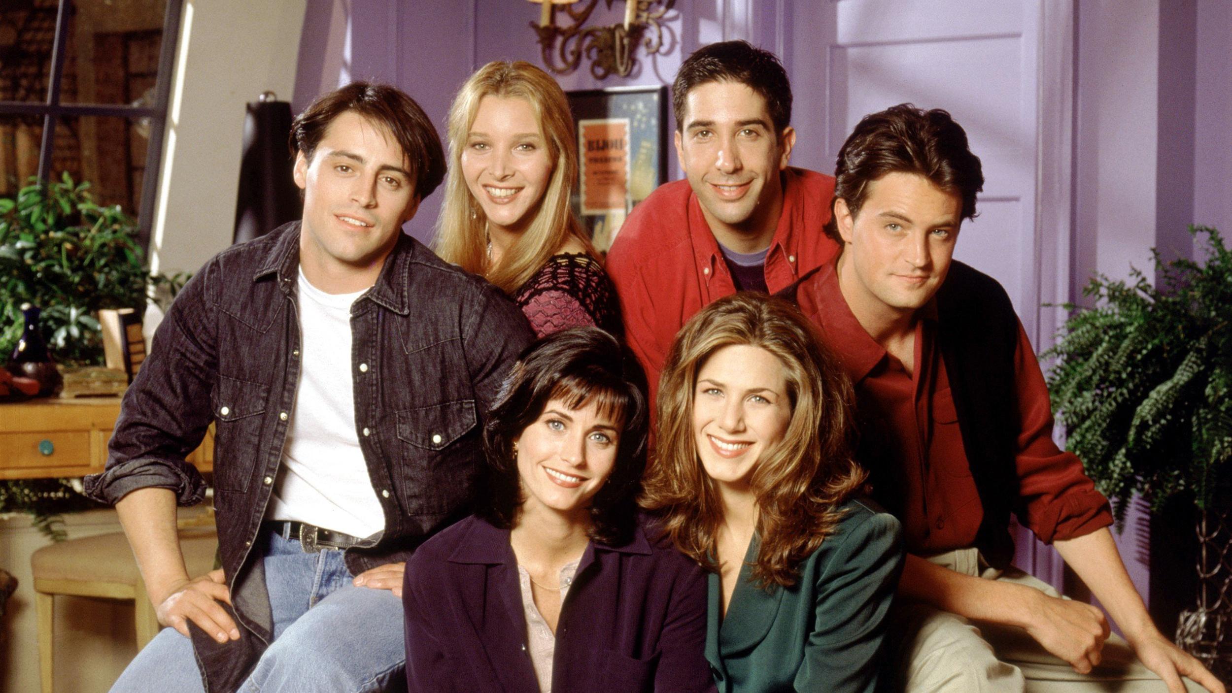 Friends Cast 2014