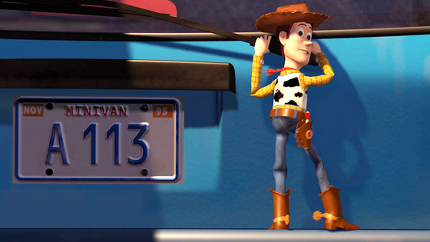 the story behind a113 mysterious number in every pixar