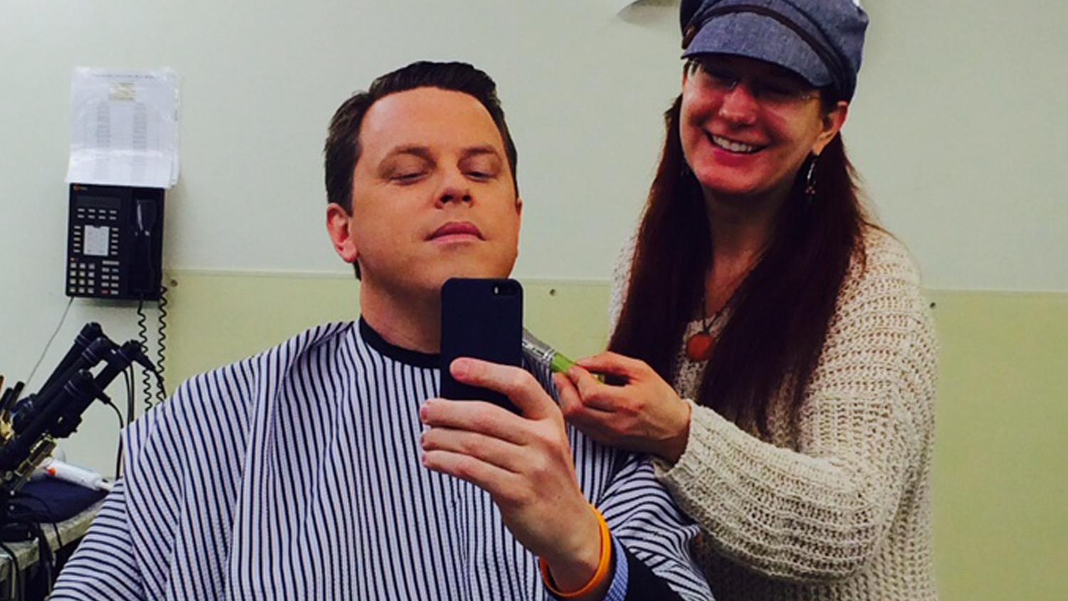 'Just like my 4-year-old': Willie Geist shares his morning ...