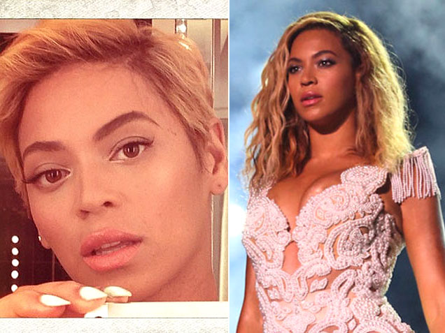 Beyonce S Hair Goes From Pixie To Long In 5 Short Weeks