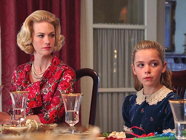 Mad Men Betty Draper Wins The Bad Parent Award Today Com
