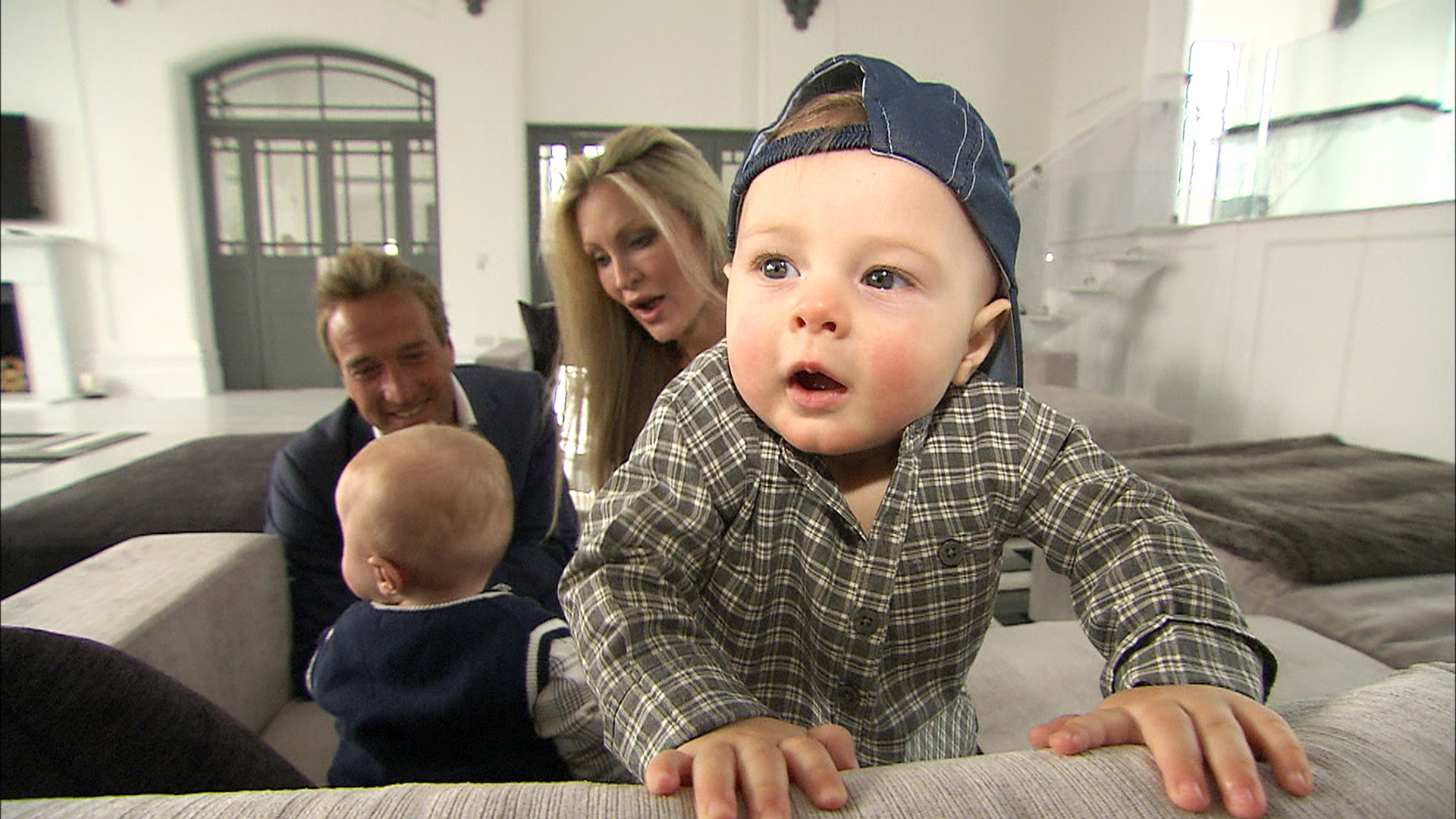 Anybody Home Baby Boy One Month Today: Little 'miracles': Reality Star Welcomes Two Boys