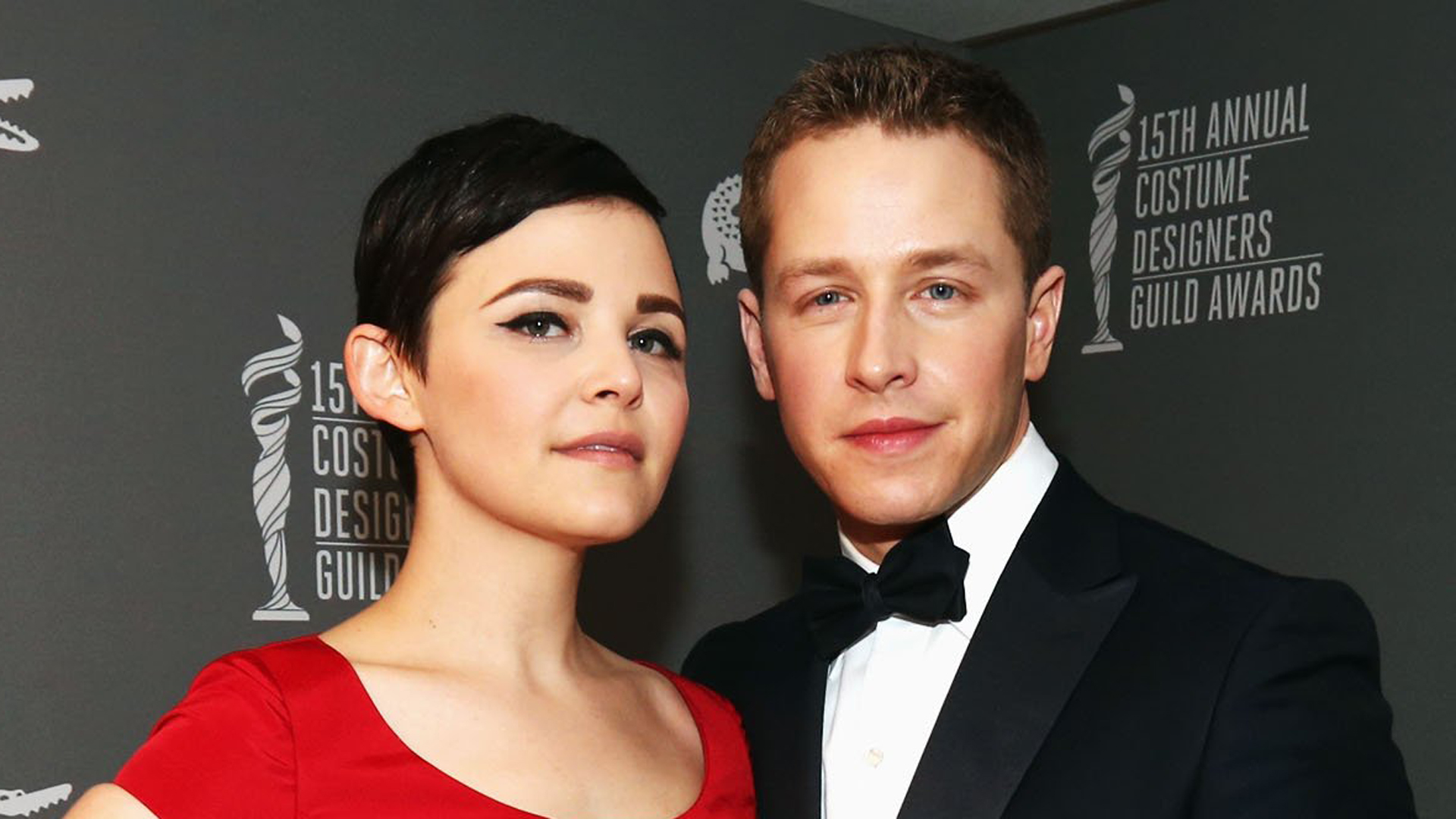 Once Upon A Time Stars Ginnifer Goodwin And Josh Dallas Welcome