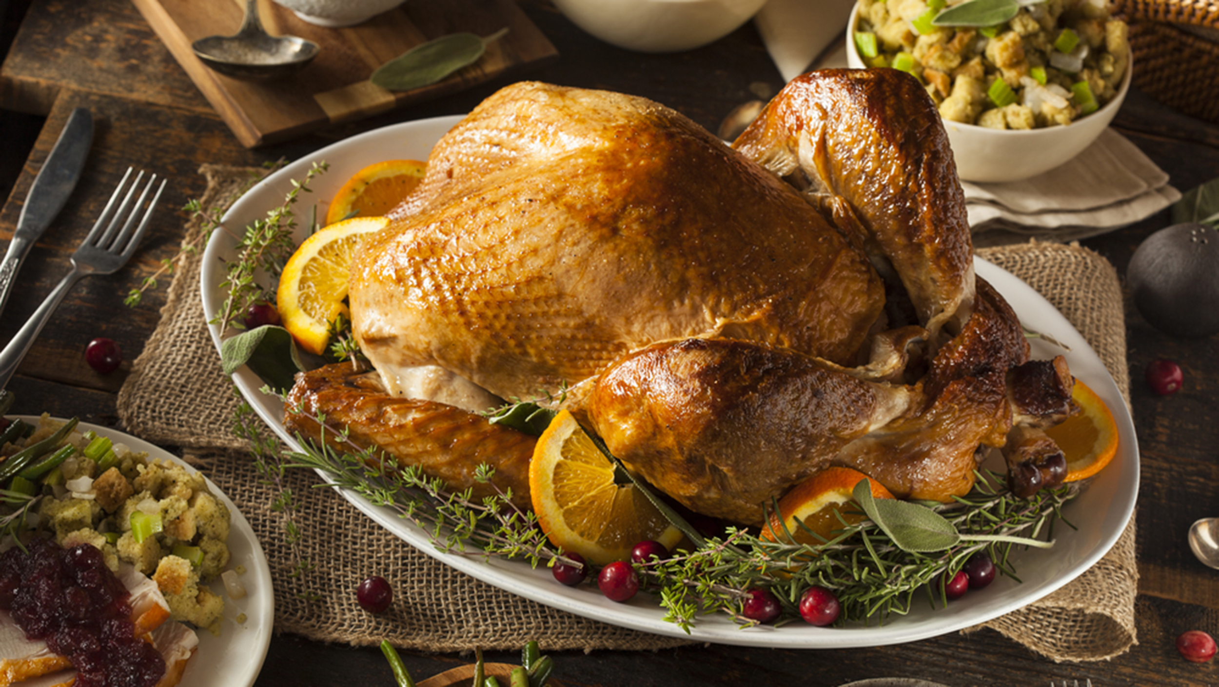 how to close a turkey butterball