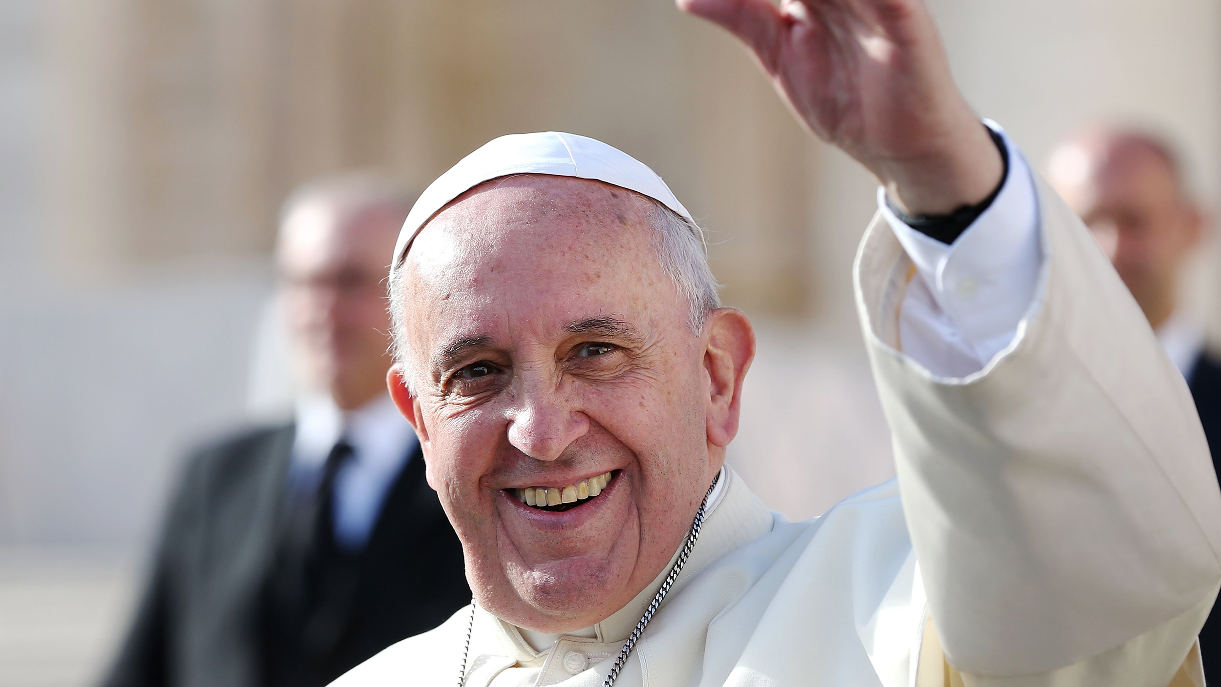 Pope Francis Is Raffling Off Gifts To Him To Benefit Poor
