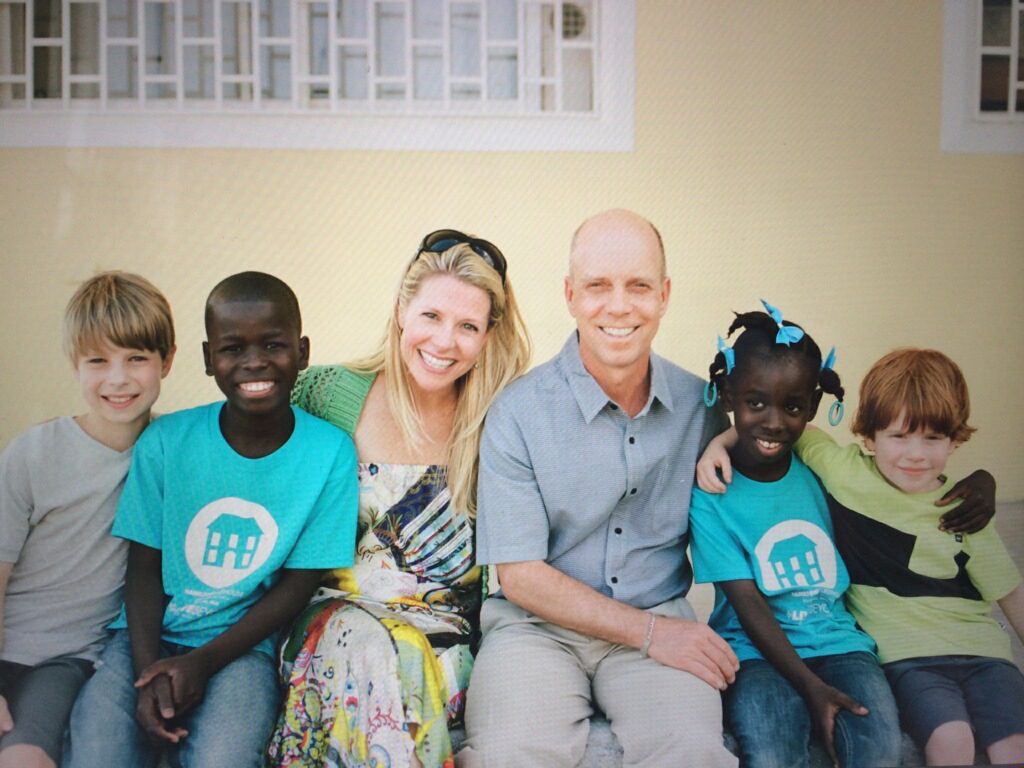 scott hamilton children