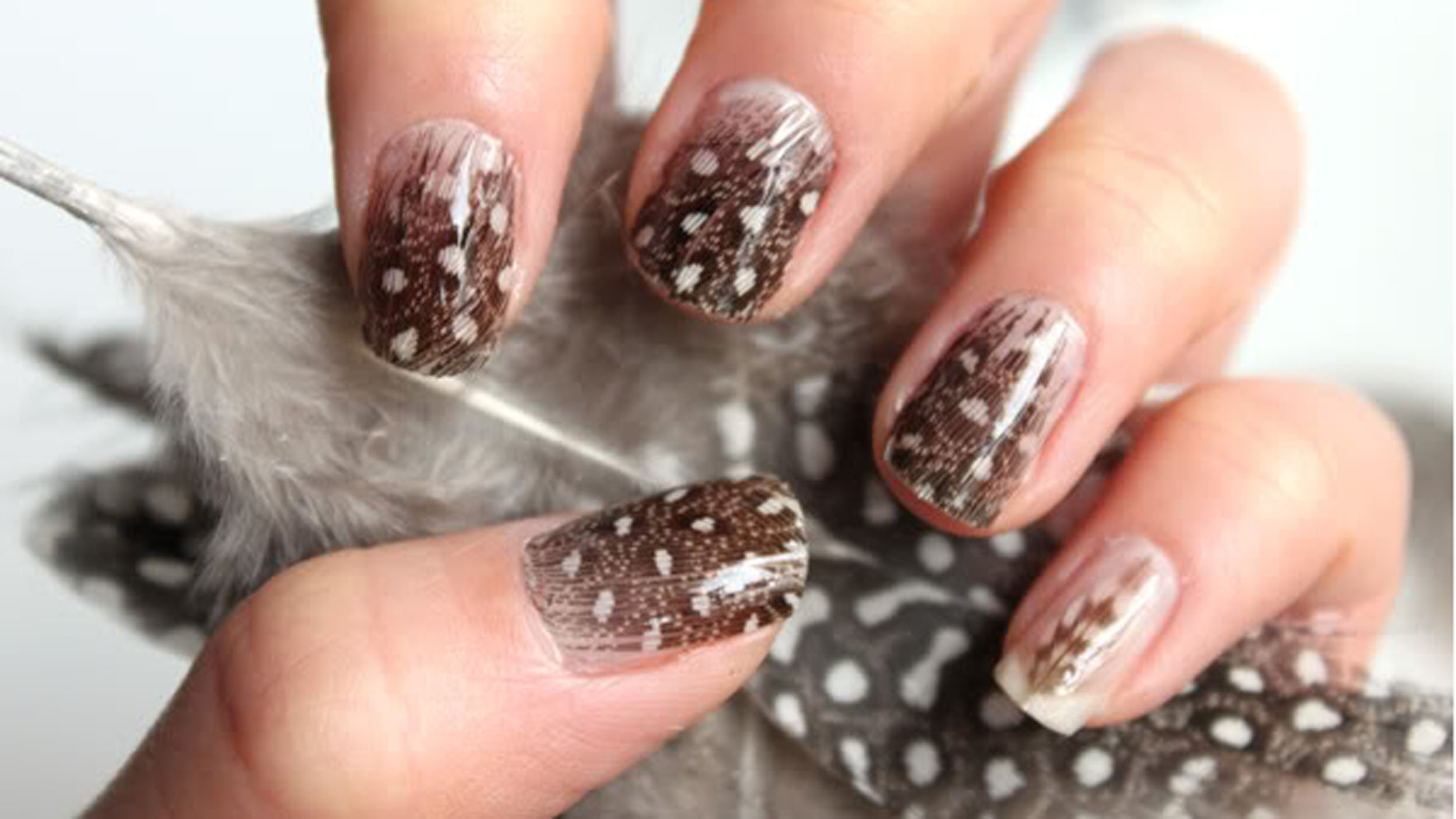 Thanksgiving nail art: 13 festive fall manicure tutorials