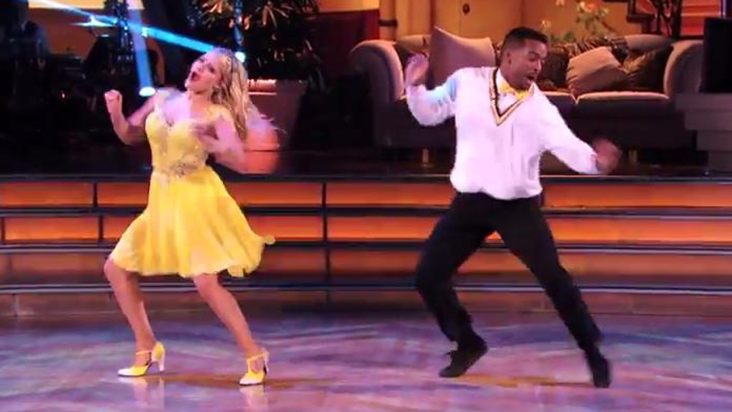 Carlton Dance Episode Carlton on 'dancing With
