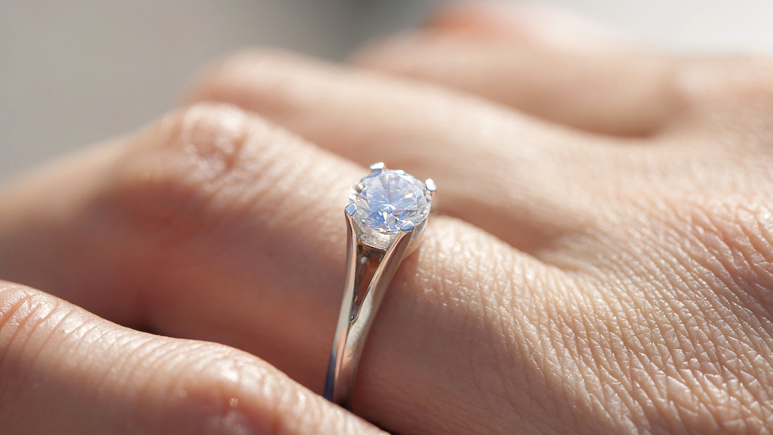 What The Cost Of Your Engagement Ring May Say About Marriage