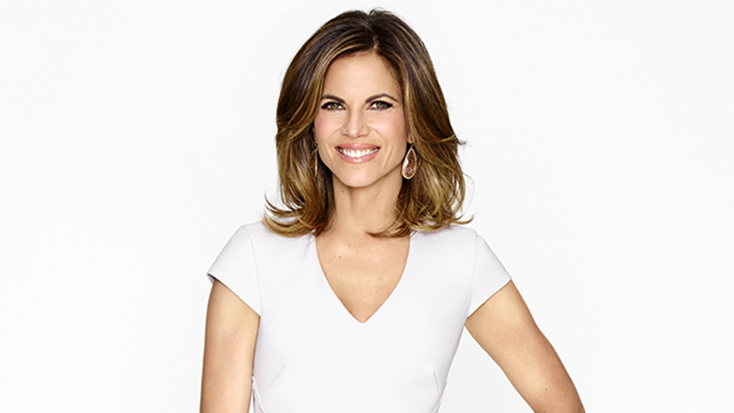 American journalist for NBC News; Natalie Morales